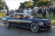 Concept automobile - photo