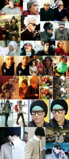 Tabi and his beanies