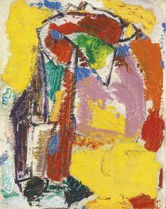 Untitled (1951) by Hans Hofmann