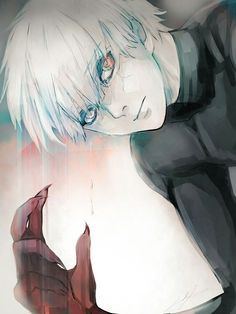 Black reaper... white haired once again