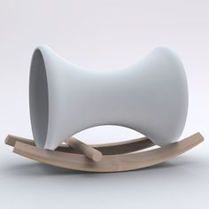 Rocker by Doshi Levien for Richard Lampert.