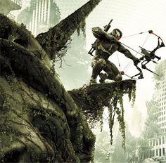 Crysis 3 - looks amazing!