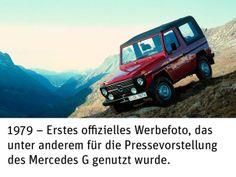 Mercedes G Historie: Mercedes-Exoten aus 35 Jahren (Bildergalerie, Bild 51) - 4WHEELFUN