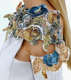 #sequins #couture #handmade #partydress #estonianfashion #fashionkilla…