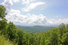 The beauty of the Great Smoky Mountains National Park