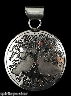 Tree of Life Pendant ( No Chain) Celtic Tree of Wisdom