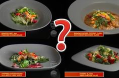 Can You Pick Which Contestant Got Chopped?