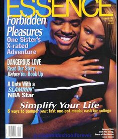 Beautiful cover of Larenz Tate and Nia Long on the cover of Essence Magazine in 1997  #larenztate #nialong #lovejones #essencemagazine #90s #1990s #1997 #blacklove #blackcelebrities #blackactors #urban #oldschool