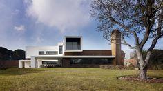 modern house front - Pesquisa Google