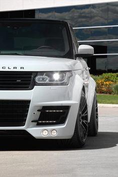 "themanliness: "" Lumma Design Range Rover | Source | More """