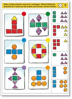 Piccolo: dobbelsteen kaart 6 Toddler Learning Activities, Preschool Activities, Autism Games, Visual Perceptual Activities, File Folder Activities, Autism Classroom, Literacy Skills, Activity Sheets, School Themes