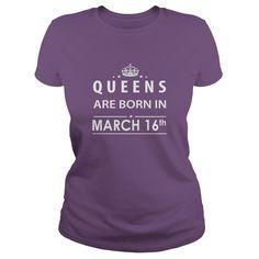 Born March 16 Shirts TShirt Hoodie Shirt VNeck Shirt Sweat Shirt for womens and Men