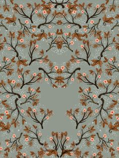 Snow Floral Canvas Print by Kat Blaque http://blaquekat.tumblr.com http://lookbookillust.tumblr.com/ http://katblaque.tumblr.com/ https://www.facebook.com/kat.blaque.5 https://twitter.com/kat_blaque https://www.youtube.com/user/TransDIYer