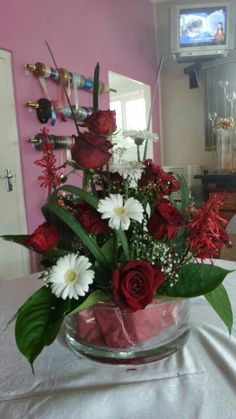 For the love of flowers. Table Decorations, Flowers, Plants, Furniture, Home Decor, Decoration Home, Room Decor, Home Furnishings, Plant