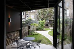 Bespoke IQ Glass Garden Room