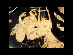 This video features clips from 4 of my many albums of my of ancient lyre music, featuring both the actual surviving fragments of the music of Ancient Greece,. Ancient Music, Ancient Greek Art, Ancient Rome, Ancient Greece, Ancient History, Classical Antiquity, Classical Art, Art Through The Ages, Greek Pottery