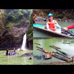 #TaraGrets na sa next adventure mamaya on #TVPatrol as we explore Pagsanjan Falls & shoot the rapids!  Tag us on twitter/instagram & share with us why you want us to join your family/barkada adventure! ✈️ Please also LIKE our Facebook page Grets Fullido