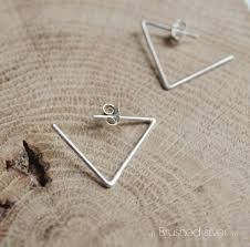 Image result for handmade geometric silver jewellery