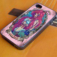 Ariel Zombie iPhone 6 + 6 Plus Case, Samsung S3 S4 S5 iPhone 4/4S, iPhone 5/5S/5C, iPhone 6 + 6 Plus Case, Samsung S3 S4 S5