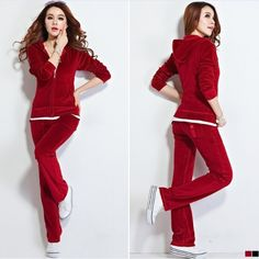 Cheap costume cape, Buy Quality costume trim directly from China clothing folder Suppliers: Velvet Track Suit Female Sportswear Women's Tracksuits New winter Sweetshirt Women Brand Clothing Set Womens Sports Cos