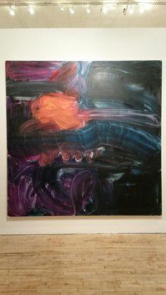 Fran O'Neill Artist Paintings Life on Mars Gallery Bushwick Brooklyn New York