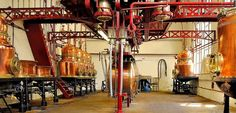 Combier - original triple sec distillery, Saumur, France