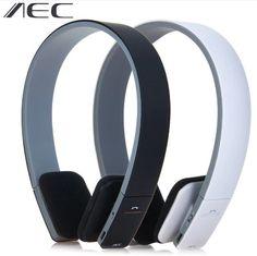 AEC BQ618 Smart Wireless Bluetooth Stereo Headset Headphone with MIC