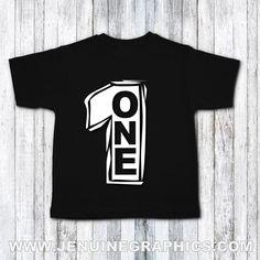 A personal favorite from my Etsy shop https://www.etsy.com/ca/listing/493244660/first-birthday-shirt-birthday-boy-shirt