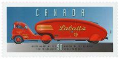 Labatts Truck - Ad