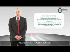 Máster Universitario en Auditoría de Cuentas: http://www.udima.es/es/master-auditoria-cuentas.html