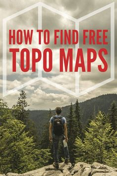 National Geographic Just Made it Easy to Find Free Topo Maps for Your Next Hike what to pack camping, camping 101 packing lists, outdoors camping Thru Hiking, Camping And Hiking, Camping Survival, Family Camping, Outdoor Camping, Survival Skills, Camping Hacks, Camping Outdoors, Camping Ideas