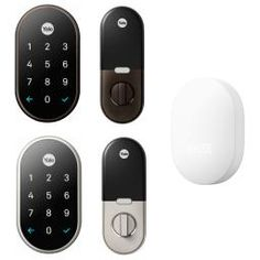 Nest x Yale Smart Lock with Nest Connect Keyless Deadbolt, Yale Locks, Lock N Lock, Nest Building, Lost Keys, Home Surveillance, Black Friday Deals, Consumer Electronics, Things To Come