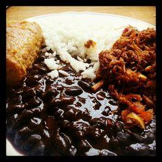 Pabellón. Venezuela culture gastronomy