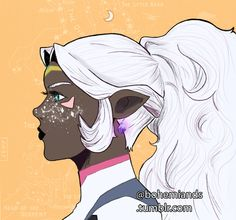 Allura the Princess of Altea from Voltron Legendary Defender