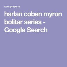 harlan coben myron bolitar series - Google Search