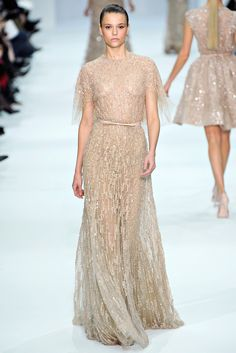 Elie Saab spring 2012 couture collection. See more: #ElieSaabAtFip, #FashionInPics