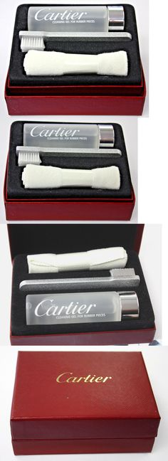 Jewelry Cleaners and Polish Cartier Cleaning Kit BUY IT