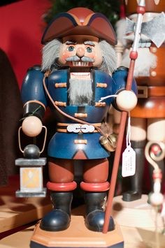 Nutcracker by michellerlee, via Flickr