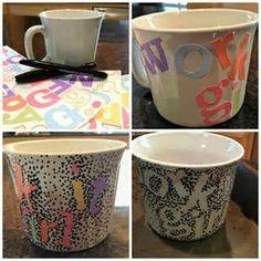 DIY mug designs - Yahoo Image Search Results