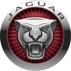 In the red corner we have Jaguar, from Coventry, England. A fine luxury make with some pretty awesome performance cars, along with BRG. Jaguar Car Symbol, Jaguar Car Logo, Jaguar S Type, Jaguar Xe, Symbol Auto, Logo Garage, K100 Bmw, Car Brands Logos, Exotic Cars
