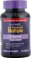 NATROL My Favorite Multiple  120 tabs >>> Check out this great product by click affiliate link Amazon.com