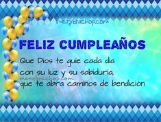 frases cristianas de cumpleaños Happy Birthday Ecard, Birthday Cards, Best Friend Photos, My Best Friend, Birthday Blessings, Bff, I Am Awesome, Birthdays, Quotes