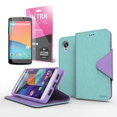 quality design 4fbbf 7a30f Amazon.com: Nexus 5 Case, Caseology [Matte Hybrid] Google Nexus 5 ...