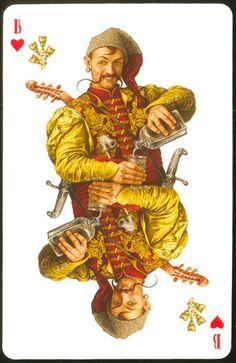 "Vladislav Erko_Cossack fun_Card deck ""Tavern. Taras Bulba""_ (Колода карт ""Корчма. Тарас Бульба"")_2005"