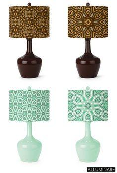 filigrana | Alluminare | Table lamps