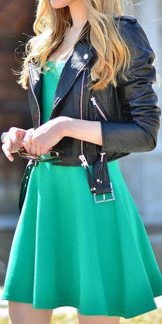 Emerald Green & Motto ♥