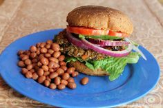 These veggie burgers are made with plantain, which gives them a fragrant aroma and unique flavor. In addition to the plantain, they derive their Cuban flair from black beans, rice, red pepper, lime, coriander, paprika and cumin. Ingredients: 1 cup cooked brown rice (short-grain or sweet brown works great) 1 ripe plantain, peeled and diced...Read More »