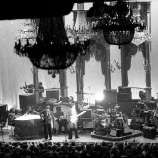 """""""The Last Waltz"""" at Winterland on Nov. 25, 1976, was filmed by Martin Scorcese and featured The Band in a star-studded farewell concert."""