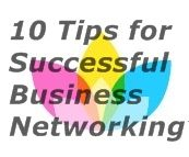 Here are some helpful networking tips!