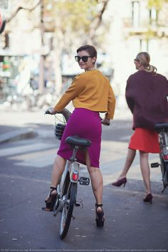 #cycle #chic